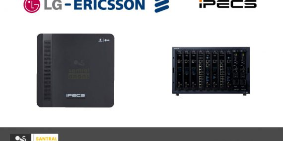 LG Ericsson Santral Seslendirme